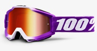 Okuliare 100% Accuri Framboise Mirror Red Lens