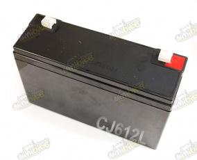 Akumulátor CJ6-12L 6V/12Ah detské autíčka