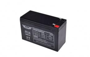 Akumulátor OT12-7 12V 7Ah pre detské autíčka