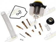 Opravná sada karburátora pre GY6 125/150ccm aj šupátko