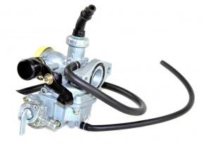 Karburátor na ATV 50-125 ccm PZ19 s palivovým ventilom