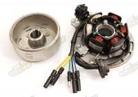 Stator pitbike závodný YX 75mm aj s rotorom magnetom