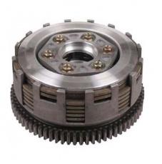 Spojka komplet pre motor CG200/250ccm 70zubov 7lamiel