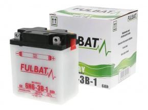 Akumulátor 6N6-3B-1 Fulbat