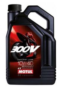 MOTUL 300V 10W40 4T Sport Factory Line 4L