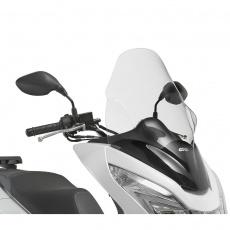 Plexi Givi pre Honda PCX 125 150ccm 2014-2016 transparentné