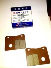 Brzdové obloženie SYM MaxSym400