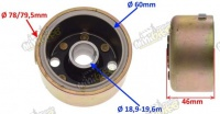 Rotor magneto pre Pitbike racing 60mm