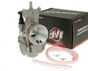 Karburátor Naraku Flat Slide Racing V.2 PowerJet 24mm