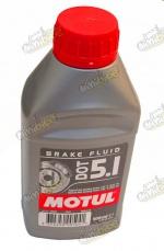 Brzdová kvapalina DOT5.1 500ml