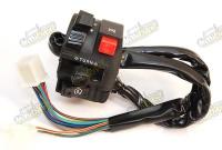Prepínač pre ATV, štartér, smerovky a svetlá