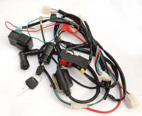 CDI zapaľovanie elektroinštalácia pre pitbike/dirtbike 110/125/140cc