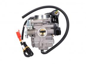 Karburátor pre skútre GY6 50cc Euro4 elektronický s TPS