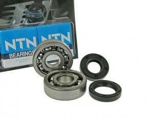 Ložiská kľukového hriadeľa NTN HD kvality pre Minarelli AM