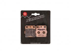 Brzdové obloženie Naraku Sinter pre Honda TRX 250-500, Yamaha YFM 125 TRX 250-500, Arctic Cat 400 DVX