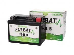 Akumulátor YB4L-B DRY Fulbat