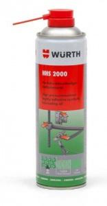 Sprej na mazanie HHS2000 od Wurth 500ml