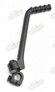 Páka štartovacia pre motor YX/ZS -malá hriadeľ 14mm čierna 13,3mm