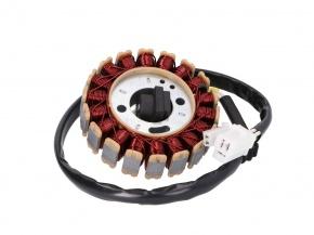 Stator cievka zapaľovacia pre motor GY6 125/150cc 18cievok 93mm