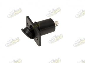 Objímka - konektor autozapalovača panelová