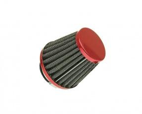 Vzduchový filter [Powerfilter 38mm] - červený