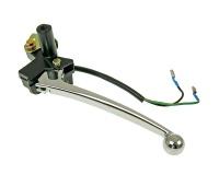 Brzdová páčka zadnej bubnovej brzdy komplet pre GY6 125/150ccm