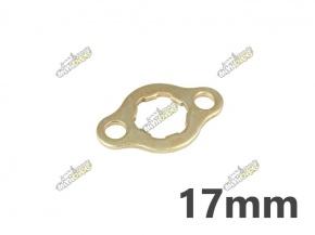 Držiak - podložka záberového kolieska 17mm malý