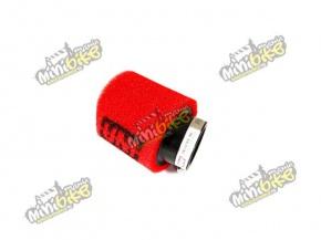 Vzduchový filter 42mm 15° uhol 4182AST UNI