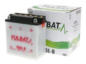 Akumulátor YB5L-B Fulbat