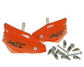 Blastre Racetech s hlinníkovou výstuhou orange