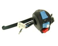 Prepínač ľavý s brzdovou páčkou verzia 1