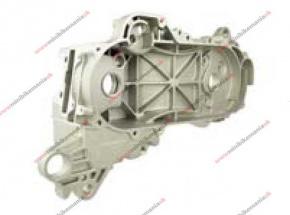 """Blok motora ľavý 10"""" pre skútre s motorom GY6 50ccm 139QMB"""