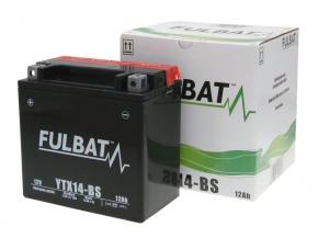 Akumulátor YTX14-BS Fulbat