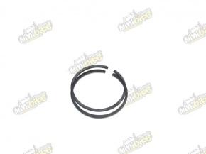 Piestne krúžky 40mm 1,5mm hrúbka minibike/dirtcross 2T 2ks