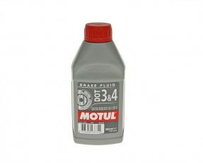 Brzdová kvapalina DOT3&4 Brake Fluid 500ml