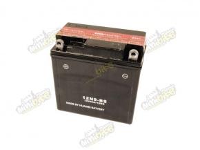 Akumulátor YB9-B 12N9-4B1 12N9-BS BASHAN 200S-7