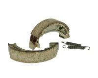 Brzdové čeľuste pre bubnovú brzdu 95x20mm