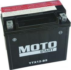Akumulátor YTX12-BS MSE