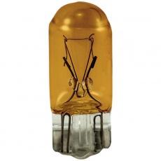 Žiarovka 12V 1,2W W2x4,6d - oranžová