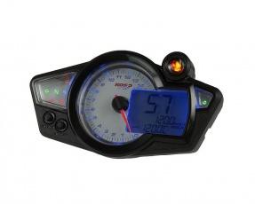 Digitálny tachometer / prístrojovka KOSO [RX1N] White/Blue