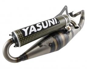 Výfuk Yasuni [Scooter Z] - Minarelli ležatý, kevlar