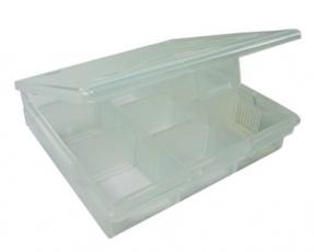 Odkladací plastový box 140x140x30mm