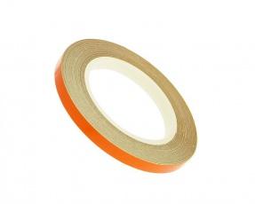 Páska lepiaca 5mm 600cm - oranžová