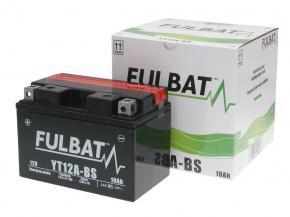 Akumulátor YT12A-BS MF bezúdržbový Fulbat