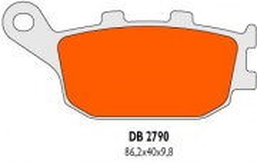 Brzdové obloženie DB2790RDN pre Honda NC700 Integra ABS RC62 12-
