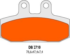 brzdov oblo enie db2710srn pre honda bali 50 sj50 af32. Black Bedroom Furniture Sets. Home Design Ideas