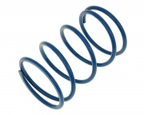 Kontrastná pružina Malossi MHR modrá +106% pre Kymco, Honda, GY6