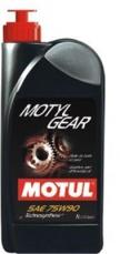 Prevodový olej MOTYLGEAR 75W90 GL-4, GL-5 diferenciál kardan