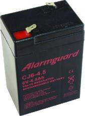Akumulátor CJ6-4,5L 6V/4,5Ah pre detské autíčka