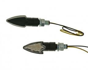 Smerovky M10 LED set [Arrow] - číre sklo